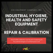 CIH Equipment Co.  Repair and Calibration