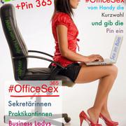 Handysex im Büro
