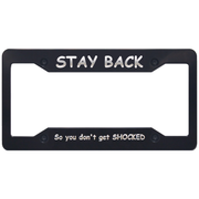 [Image: STAY_BACK_plate_sqbg.png]