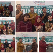 training for the mster trainer sertifikasi bnsp