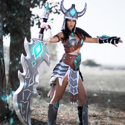 Crystal_Cosplay_Music_Tryndamere