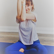 Christe Gray teaches Restorative Yoga at Anatomica Massage Therapy and Chiropractic in Toronto