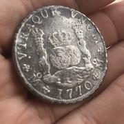Columnario 8 Reales de Carlos III, 1770 4_C189899_C2_D0_4748_BACD_1944_C1575186