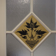 Hand made Deco Tile