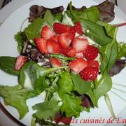 Salades ~ vinaigrettes