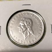[III Reich] 5 Reichsmark Schiller XF40 IMG_2167