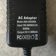 my power supply