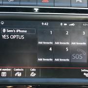 MY16 6C Polo GTI AU MIB2 DP Retrofit