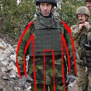 Главком вооруженных сил Швеции Бюден посетил зону АТО - Цензор.НЕТ 3017