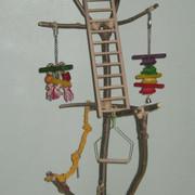 """Arbre """"aire de jeux"""" et autres jouets faits maison. Img_7312"""