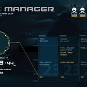 mockup-Time-Manager