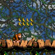 Engine Donkey Kong Country para Game Maker (demo) DKCGM_1