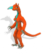 anfila! velociraptor alien ( version antropomorfica tambien 7u7 )  Anfila_kinran