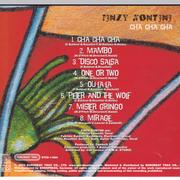 Finzy Kontini – Cha Cha Cha  (Flac) Album  Rear