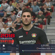 PES 2018 PS3 Next Level Patch Update 3 1