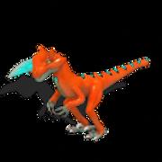 anfila! velociraptor alien ( version antropomorfica tambien 7u7 )  Anfila