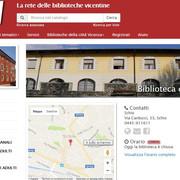 Nuovo Sito Biblioteca Schio