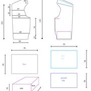 Borne d'arcade en kit - Page 4 Borne-ecran-70cm