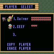 Play as Fierce Deity Link Select
